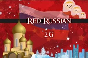 Räuchermischung Red Russian